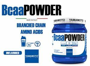 Yamamoto Nutrition – BCAA Powder Arôme – Neutre, Poids – 300g
