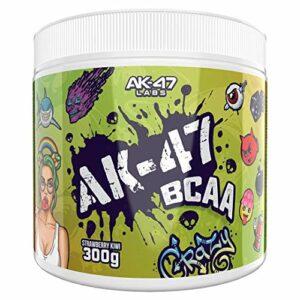 AK-47 Labs Bcaa Acide Aminé Sports Supplement Kiwi aux Fraises