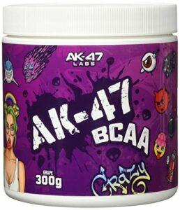 AK-47 Labs Bcaa Acide Aminé Sports Supplement Raisin
