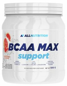 All Nutrition Bcaa Max Support Poudre de Cassis