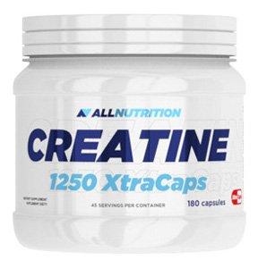 All Nutrition Créatine 1250 Xtracaps 180 Gélules