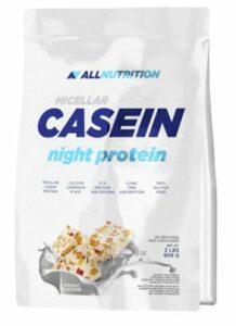 All Nutrition Poudre de Protéine de Caséine Micellaire Framboise