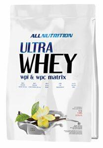 All Nutrition Ultra Whey Protéines Poudre Chocolat Caramel