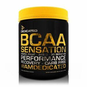 Dedicated Nutrition Bcaa Sensation Poudre Citron Cola