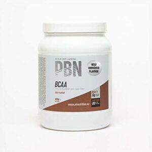 PBN – Premium Body Nutrition BCAA Cola, 500g, Nouvelle saveur améliorée