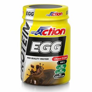 PROACTION EGG PROTEIN 500 GR Cacao