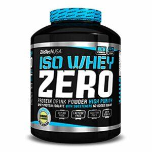 biotech USA ISO whey Zero–2,27kg