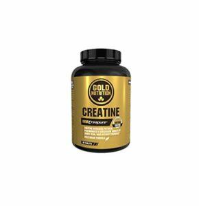 Goldnutrition Creatine 1000mg, 60 caps, Créapure