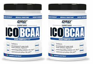 ICO BCAA pack 2 boites divers arômes