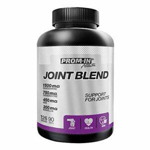 JOINT BLEND par PROM-IN – Chondroïtine et sulfate de glucosamine + vitamine C | Support pour les articulations | 90 comprimés