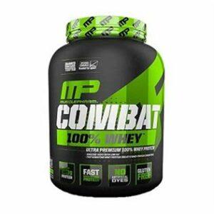 MusclePharm Combat 100% Whey Supplément Fraise