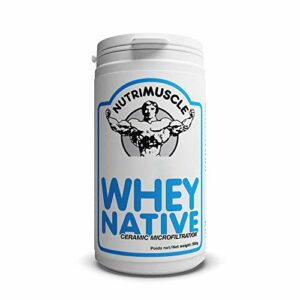 Nutrimuscle – Whey Native – 500 g