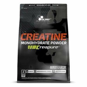Olimp Sport Nutrition Créatine Monohydrate Poudre Crêpure Sac