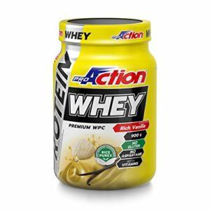 PROACTION PROTEINE WHEY Protein Rich Vanille 900 GR
