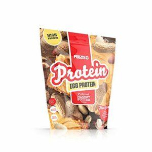 Prozis Egg Protein – Freakin Good 900 g Beurre de Cacahuète