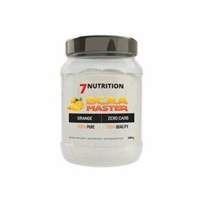 7Nutrition BCAA Master 500 g / Orange
