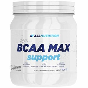Allnutrition BCAA Max Support, Lemon – 500 g