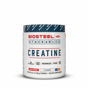 Biosteel Créatine Monohydrate 180 g