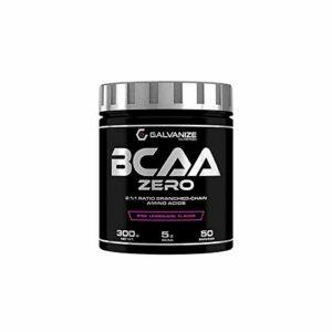 Galvanize Nutrition – BCAA Zero – 300g [Galvanize] Tropical