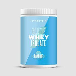 Myprotein Clear Whey Isolate MYP9051/100/110 Ramune 500 g