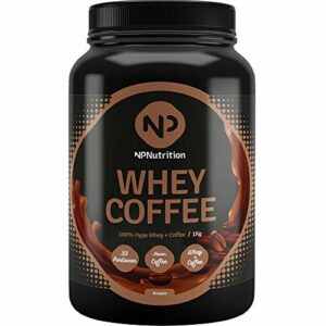 NP Nutrition Whey+Coffee – 1KG