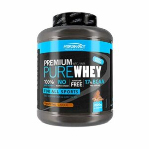 Performance Sports Nutrition – Pure Whey (Caramel – 900 gram)