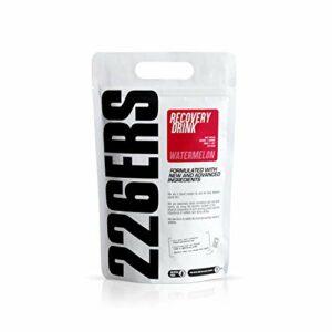 226ERS Recovery Drink Protein – Récupération Musculaire avec Whey Protéines, Créatine, Triglycérides et L-Arginine, Pasthèque – 1000 gr