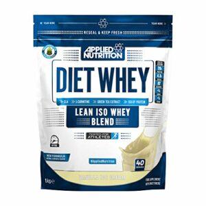 Applied Nutrition Diet Whey Protéine Complément alimentaire, 1kg, vanille