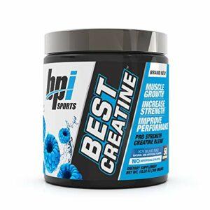 Bpi Sports Best Créatine Icy Blue Raz