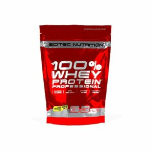 Scitec Nutrition 100% Whey Protein Professional, 500 g Beutel (Lemon Cheesecake)