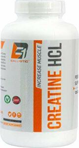 Ballistic Labs Capsules de créatine HCL 120c