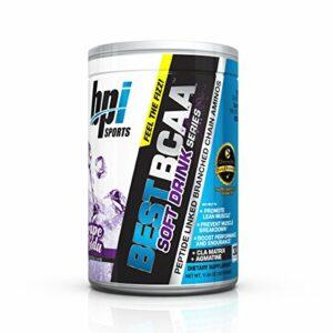 BPI Sports Best BCAA Soft Drink Grape Soda 30 sv
