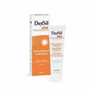 Dexsil Forte Articulations + MSM Glucosamine Chondroïtine Gel Corporel 100 ml