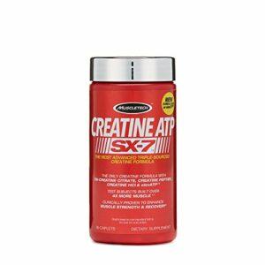 MuscleTech Créatine Atp Sx7 Supplément 90 Gélules