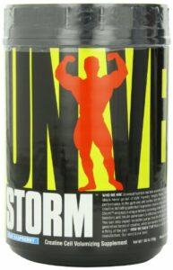 Universal Nutrition Storm Acide Aminé Créatine