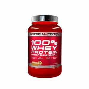 100% Whey Protein Professional – 920 gr – Capuccino – Scitec Nutrition