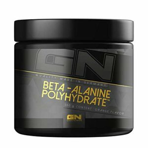 GN Laboratories Bêta Alanine Polyhydrate Acide Aminé Créatine Musculation – 300g Orange