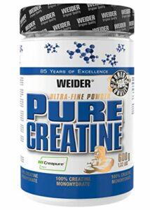 Weider Kreatin Pure Poudre de créatine Neutre 600 g