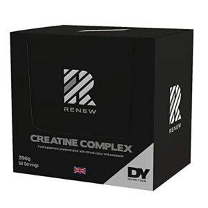 Dorian Yates Renew Creatine Complex, Strawberry – 60 x 6.5g