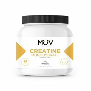 MUV Food for Action – Créatine monohydrate, 500g