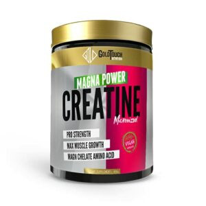 Gold Touch Nutrition Creatine Magna Power