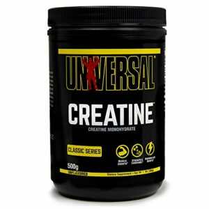 Universal Nutrition créatine, 500g